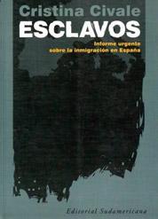 Esclavos libro de la escritora Cristina Civale