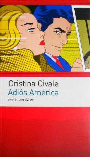 adios america de la escritora Cristina Civale